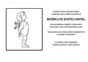 Svátek matek 2013