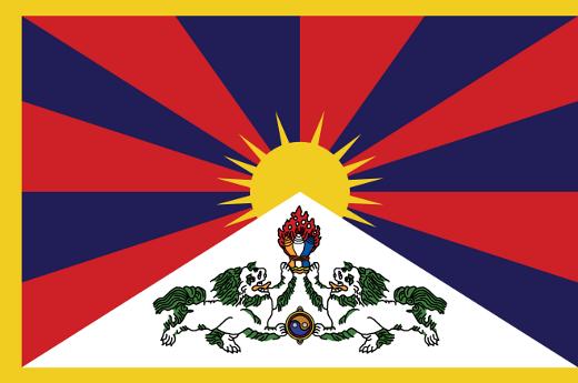 tibetska-vlajka